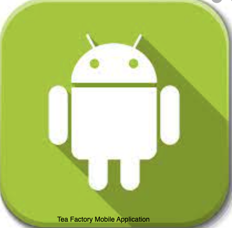 ERP mobile application